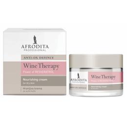 Cosmetica Afrodita - Crema nutritiva WINE THERAPY 50 ml