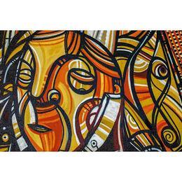 Tablou Canvas Abstract 043 - 80 x 120 cm