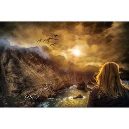Tablou Canvas cu Peisaje 155 - 80 x 120 cm
