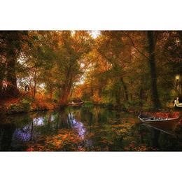 Tablou Canvas cu Peisaje 153 - 20 x 30 cm