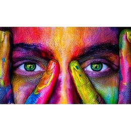 Tablou Canvas cu Oameni 205 - 80 x 140 cm