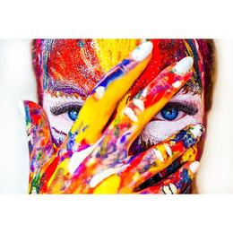 Tablou Canvas cu Oameni 125 - 60 x 90 cm