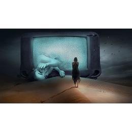 Tablou Canvas Artistic 188 - 20 x 35 cm