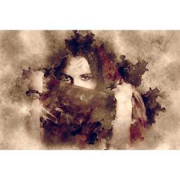 Tablou Canvas Artistic 064 - 80 x 120 cm