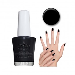 Oja China Glaze Ever Glaze Back to Black
