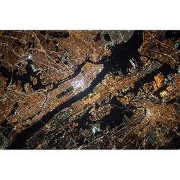 Tablou Canvas cu Orase 716 - 60 x 90 cm