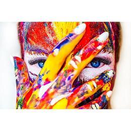 Tablou Canvas cu Oameni 125 - 40 x 60 cm