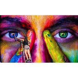 Tablou Canvas cu Oameni 132 - 40 x 60 cm