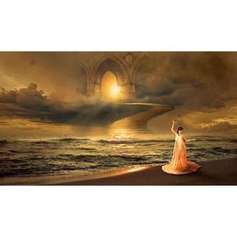 Tablou Canvas Artistic 162 - 40 x 70 cm