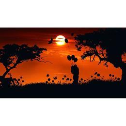 Tablou Canvas cu Peisaje 217 - 40 x 70 cm