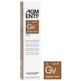 Pigment Concentrat Auriu Violet - Alfaparf Milano Ultra Concentrated Pure Pigment GOLDEN VIOLET 8 ml