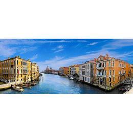 Tablou Canvas cu Orase 751 - 60 x 150 cm