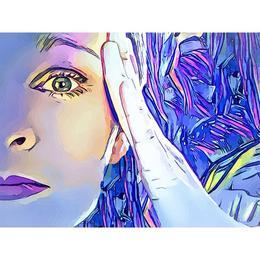Tablou Canvas Artistic 035 - 80 x 100 cm