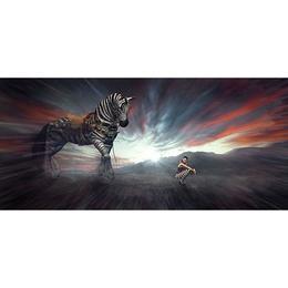 Tablou Canvas Artistic 236 - 60 x 120 cm