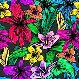 Tablou Canvas cu Flori 018 - 30 x 30 cm