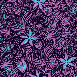 Tablou Canvas cu Flori 020 - 90 x 90 cm
