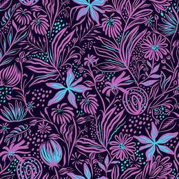 Tablou Canvas cu Flori 020 - 70 x 70 cm