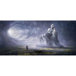 Tablou Canvas Artistic 253 - 80 x 160 cm