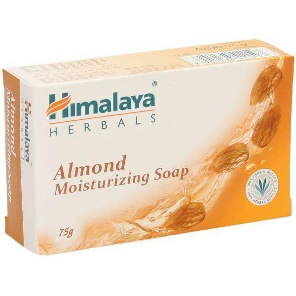 Sapun hidratant cu migdale Himalaya Care, 75 g imagine produs