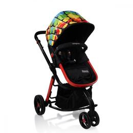 Carucior 2 in 1 Cangaroo Sarah Colorful