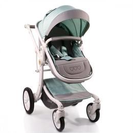 Carucior transformabil 2 in 1 Moni Sofie Green