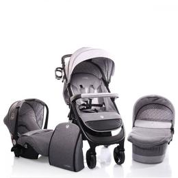 Carucior 3 in 1 Cangaroo Noble Grey