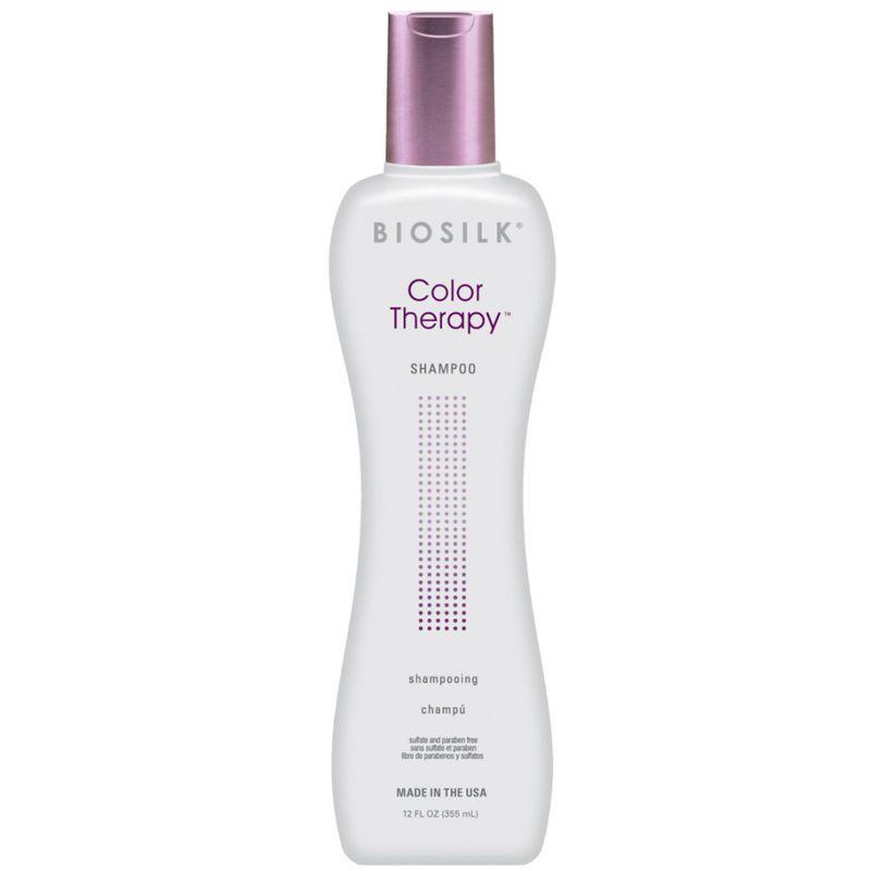 Sampon pentru Par Vopsit - Biosilk Farouk Color Therapy Shampoo 355 ml imagine