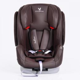 Scaun auto Cangaroo Zodiac Eco Leather Brown 9-36 kg
