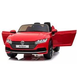 Masinuta electrica cu scaun de piele VW Arteon Red