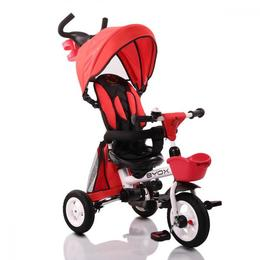 Tricicleta cu sezut reversibil Flexy Lux Red