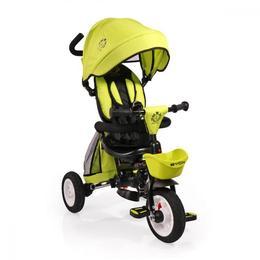 Tricicleta cu sezut reversibil Flexy Lux Green