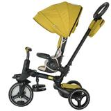 Tricicleta multifunctionala si pliabila Coccolle Alto Olive