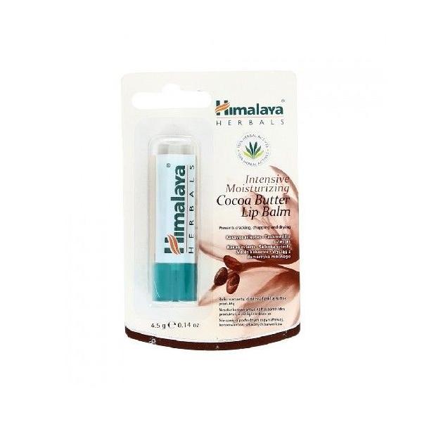 Balsam Hranitor pentru Buze cu Cacao Himalaya Care, 4.5 g poza