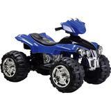 ATV electric cu doua motoare Buggy Speed Blue