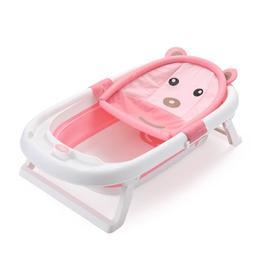 Hamac cadita Little Mom Baby Bath Tub Bear Pink