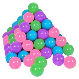 Set 100 bile colorate Soft color