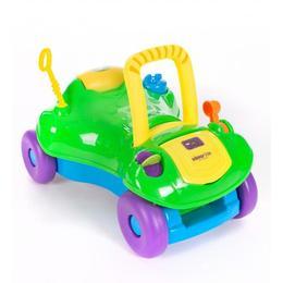 Masinuta pentru copii Ride on Baby Walker 2 in 1 Green