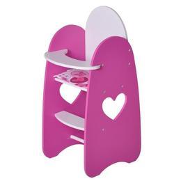 Scaun de masa pentru papusi Heart