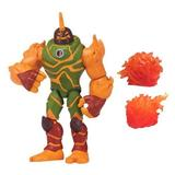 Ben 10 - Figurina Hot Shot - 12 cm