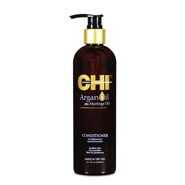 Balsam cu Ulei de Argan - CHI Farouk Argan Oil Plus Moringa Oil Conditioner, 340 ml
