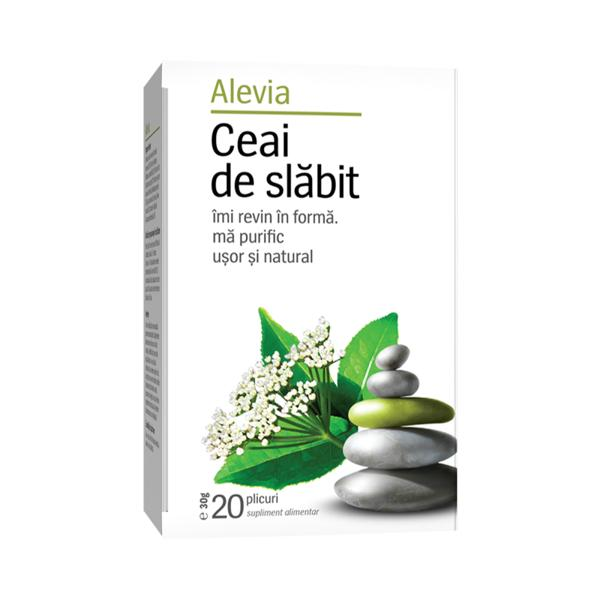 Alevia - Ceaiuri medicinale