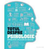 Totul despre psihologie. Psihologie aplicata in imagini, editura Litera