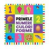 Bebe invata - Primele numere, culori, forme, editura Litera