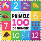 Bebe invata - primele 100 de numere, editura Litera