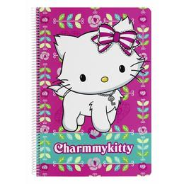 Caiet plastifiat 80 file Charmmy Kitty