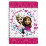 Caiet cu spira A4 matematica colectia Frozen II Disney