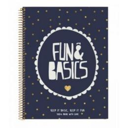 Agenda 120 file Fun & Basics 29.7x21 cm