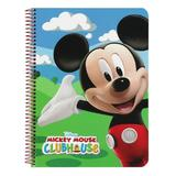 Caiet A5, 80 file Mickey Mouse 22x15.5