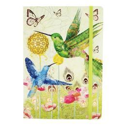 Caiet A5 Hummingbirds