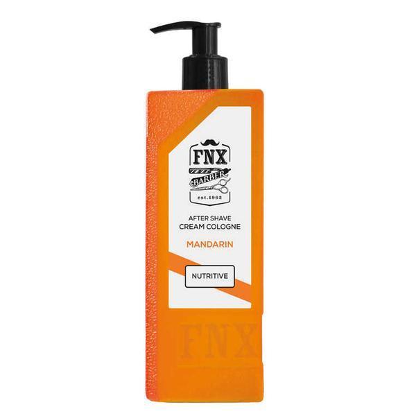 After Shave Fnx Cream Cologne Mandarin 375 ml imagine produs